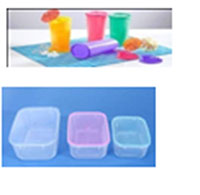 Gia công nhựa đựng thực phẩm