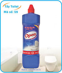 Tẩy vệ sinh Open