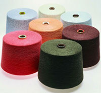 Sợi nhuộm Yarn Dyed
