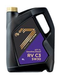 Dầu động cơ S-OIL 7 RV C3 5W30
