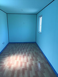 Container 20 feet văn phòng