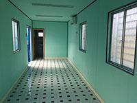 Container 40 feet văn phòng có toilet