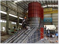 Gia công chế tạo kết cấu thép