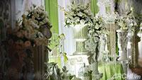 Trang tri tiệc cưới hỏi trọn gói