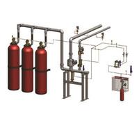 Hệ thống chữa cháy khí Novec