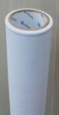 Băng keo PVC trắng