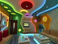 Tấm trần thạch cao phòng Karaoke