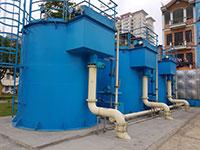 Hệ thông xử lý nước ngầm