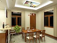 Tấm trần thạch cao phòng bếp