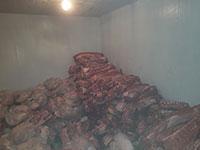 Kho lạnh bảo quản thịt heo