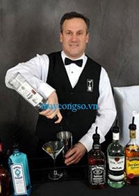 Đồng phục bartender
