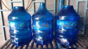 Nước uống tinh khiết đóng bình 20l có vòi