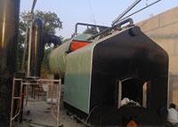 Lò hơi buồng đốt phụ công suất 10 tấn