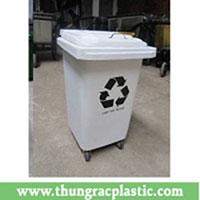 Thùng rác composite 60LBX