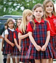 Đồng phục tiểu học GTH1001