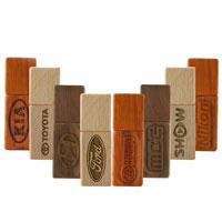 USB vỏ gỗ