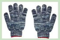 Găng tay len sợi muối tiêu