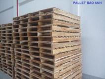 Pallet gỗ công nghiệp