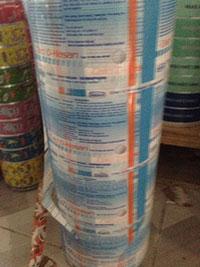 Các sản phẩm in từ PVC và PET