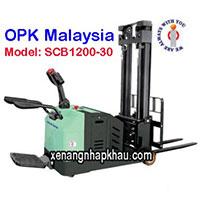 Xe nâng điện 12 đến 3m OPK