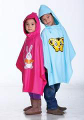 Áo mưa cho trẻ em