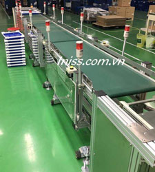 Băng tải PVC điện tử