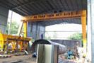 Cổng trục dầm đôi 5+5 tấn