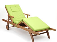 Nệm ghế gấp sưởi nắng