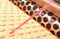 Băng tải PVC ngành thực phẩm