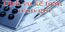 Dịch vụ kế toán chọn gói