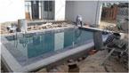 Dự án hồ bơi nhà chị Trang Tây Ninh
