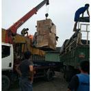 Nâng cẩu vận chuyển hàng nặng