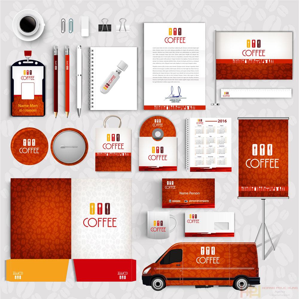 Thiết kế bộ nhận diện thương hiệu