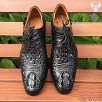 Giày da cá sấu