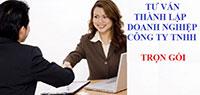 Dịch vụ tư vấn thành lập công ty