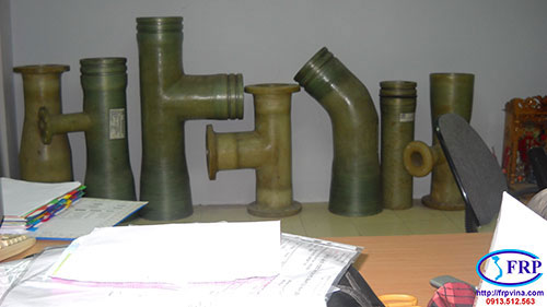 ống FRP Composite