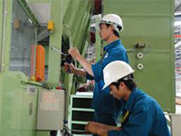 Bảo dưỡng điện nhà máy