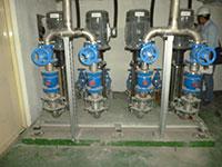 Thi công hệ thống cấp thoát nước nhà máy