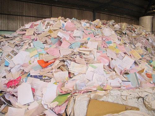 Phế liệu giấy