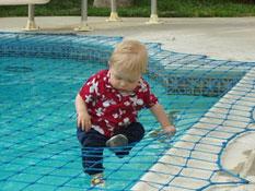 Lưới an toàn hồ bơi LAT10