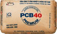 Xi măng Vicem Hà Tiên PCB40 Premium