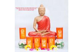 Nến Phật Thích ca