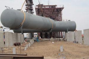 Lắp đặt bồn chứa xăng dầu