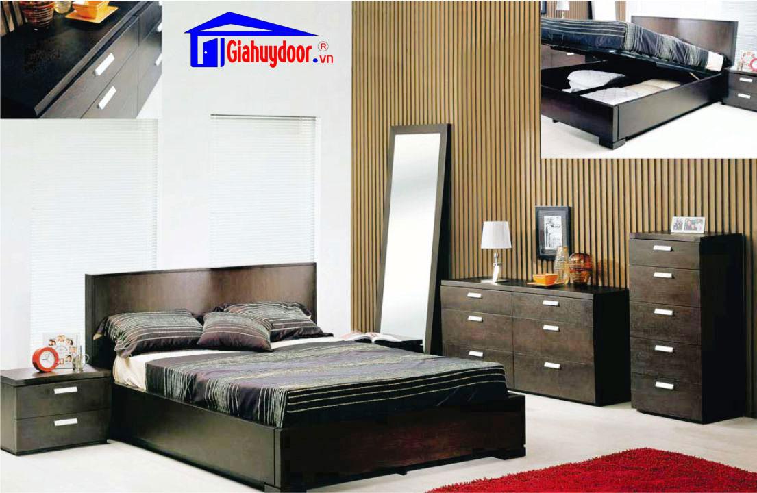 Giường ngủ PN2