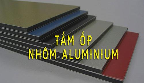 Bảng hiệu Aluminium