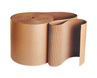 Tấm carton cuộn sóng 2 lớp