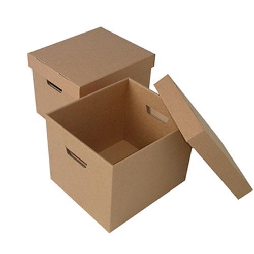 Thùng carton nắp dời