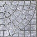 gạch terrazzo hình thẻ quạt