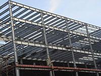 Kết cấu thép cho các công trình