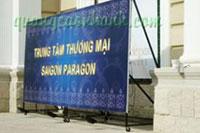 Thi công banner